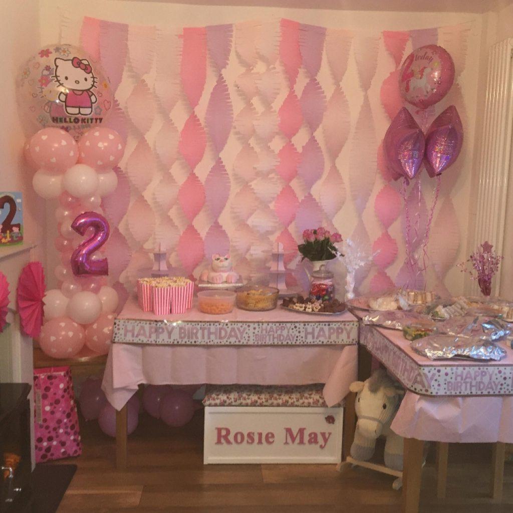 Hello Kitty Party Balloons