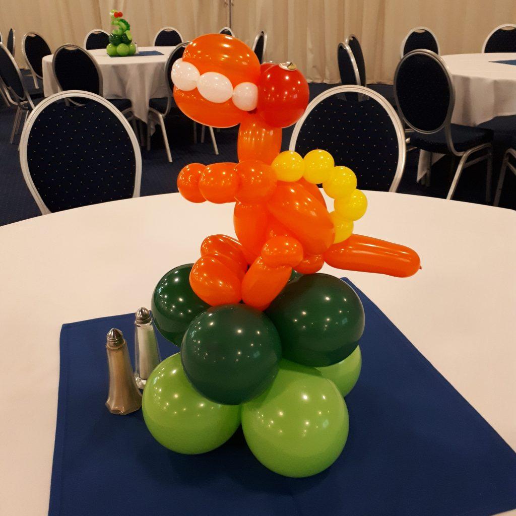 Dinosaur Twisted Balloon Sculpture