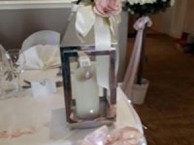 Wedding Centrepice - Lantern