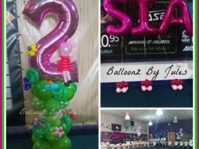 Peppa Pig Balloon Sculpture
